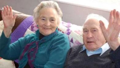 ৭০ বছরে এক রাতও আলাদা থাকেননি, মারাও গেলেন ৪ মিনিটের মধ্যেই