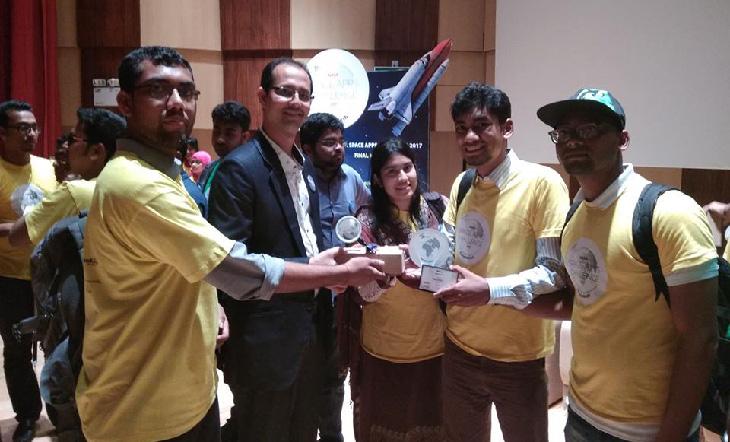 বাংলাদেশি প্রকল্প 'আত্ম-উন্মেষ' নাসার প্রতিযোগিতার ফাইনাল রাউন্ডে