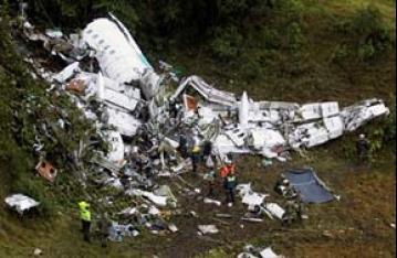 কলম্বিয়ায় সামরিক বিমান বিধ্বস্ত : নিহত ৮