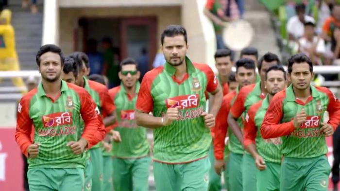 বাংলাদেশ ক্রিকেটের স্পন্সর ফের 'রবি'