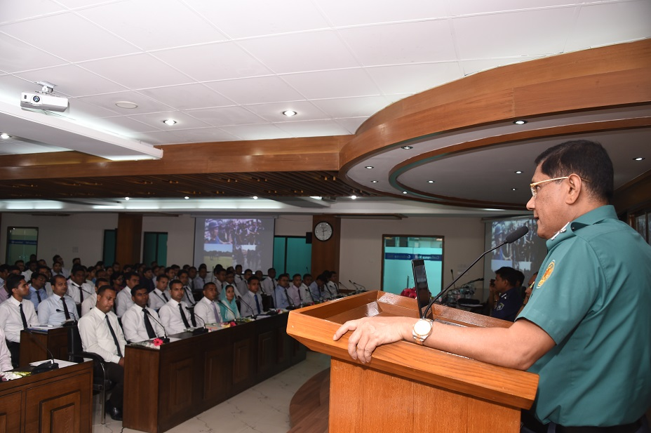 Orientation Program of 35th BCS(Police)