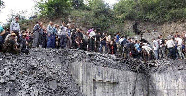 ইরানে কয়লাখনিতে বিস্ফোরণে ৩৫ শ্রমিক নিহত