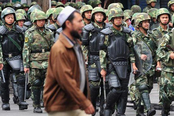 রোজা রাখার দায়ে চীনে আটক ১০০ মুসলিম