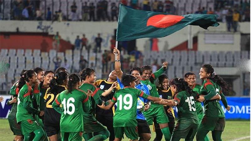জয় দিয়েই অনূর্ধ্ব-১৬ নারী ফুটবল দলের কোরিয়া অভিযান শেষ