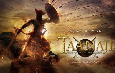 অজয় দেবগান নিয়ে আসছে 'তানাজি: দ্য আনসাং ওয়ারিয়র'
