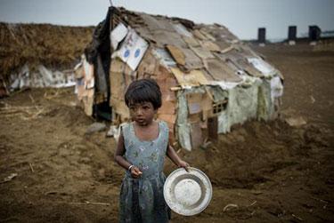 মিয়ানমারে মুসলিম রোহিঙ্গা৮০ হাজার  শিশু অনাহারে ভুগছে