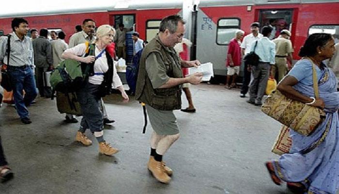 বিদেশি পর্যটকরা ১ বছর আগের থেকেই ভারতীয় রেলের টিকিট কাটতে পারবেন