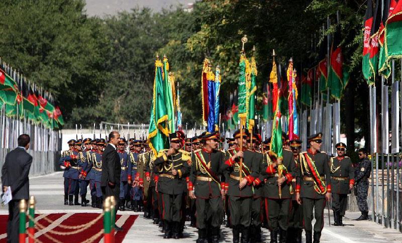 আফগানিস্তানে ৯৮তম স্বাধীনতা দিবস পালিত