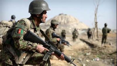 আফগানিস্তানে সংঘর্ষে ৮ জঙ্গিসহ ১০ জন নিহত