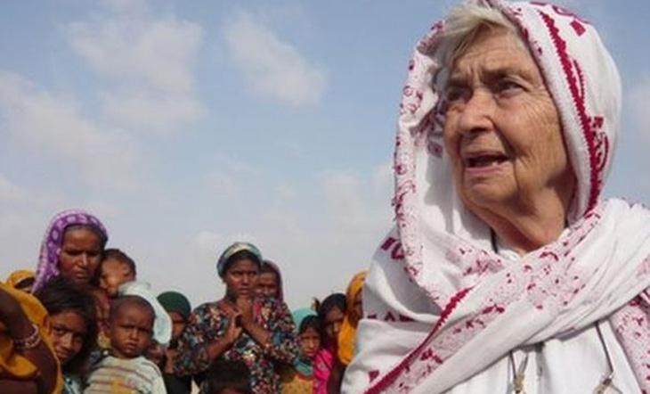 মারা গেছেন পাকিস্তানের 'মাদার তেরেসা' রুথ ফাও