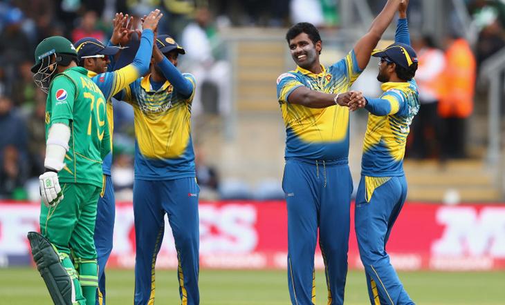 শ্রীলঙ্কা ক্রিকেট দল যাচ্ছে পাকিস্তানে
