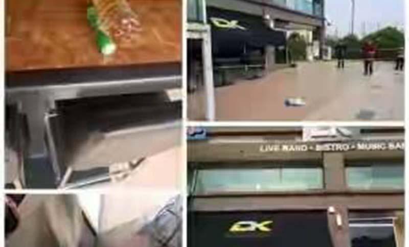 মালয়েশিয়ায় নাইট ক্লাবে ককটেল বিস্ফোরণে বাংলাদেশি আহত