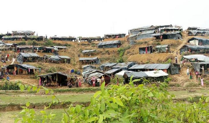 রোহিঙ্গা শরণার্থী শিবিরে রাস্তা নির্মাণে ৪০ কোটি টাকা বরাদ্দ