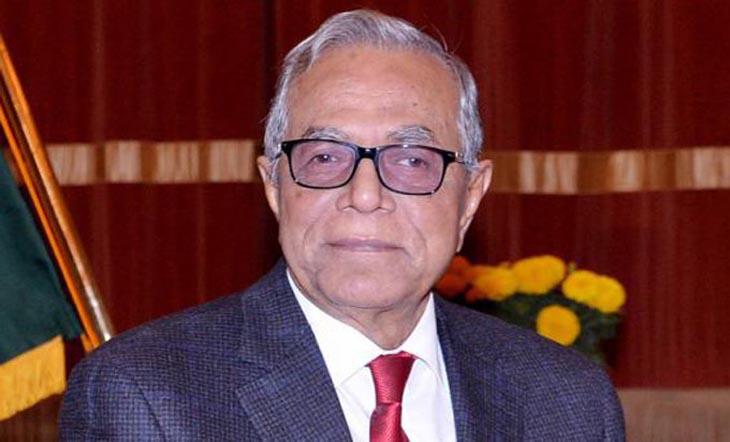দুর্যোগ ব্যবস্থাপনায় সারা বিশ্বে বাংলাদেশ 'রোল মডেল' হিসেবে প্রতিষ্ঠিত : রাষ্ট্রপতি