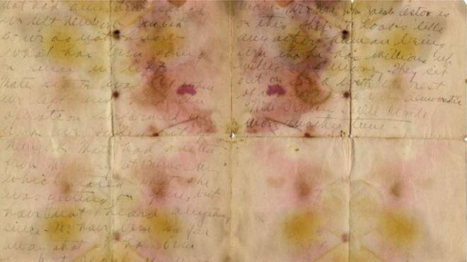 রেকর্ড দামে বিক্রি হলো টাইটানিকের সর্বশেষ চিঠি