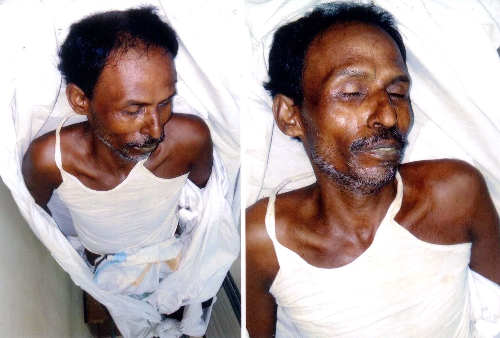 অজ্ঞাতনামার আত্মীয় স্বজনকে খুঁজছে পুলিশ