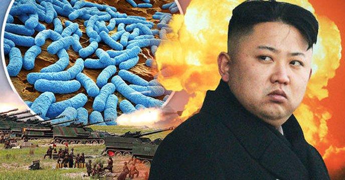 কিমের ভয়ঙ্কর 'Biological Weapons'