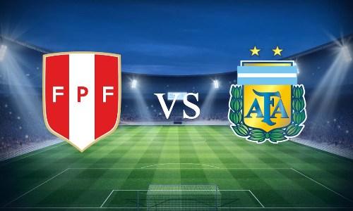 বিশ্বকাপ ফুটবল ২০১৮: বাছাইপর্বে কাল পেরুর মোকাবেলা করবে আর্জেন্টিনা