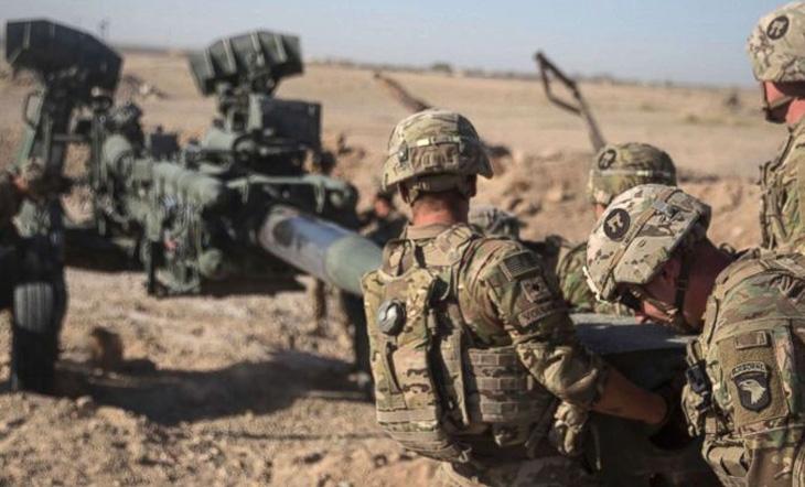 আফগানিস্তানে অভিযানের সময় মার্কিন সেনার মৃত্যু