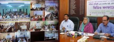 পরীক্ষামূলকভাবে 'কৃষি সম্প্রসারণ বাতায়ন' চালু করলেন কৃষিমন্ত্রী