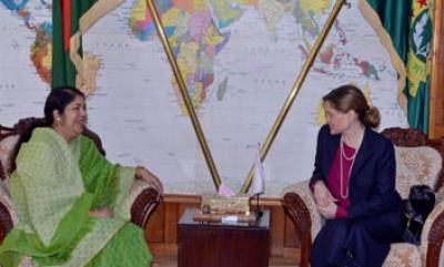 সুইডেন রোহিঙ্গাদের মানবিক সহায়তায় বাংলাদেশের পাশে থাকবে