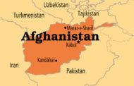 আফগানিস্তানে বিমান হামলায় নিহত – ২০