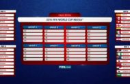 রাশিয়া ফুটবল বিশ্বকাপের ড্র আজ