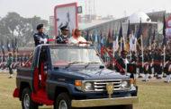 পুলিশ সপ্তাহ ২০১৮ উদ্বোধন করলেন প্রধানমন্ত্রী শেখ হাসিনা