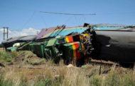 দক্ষিণ আফ্রিকায় ভয়াবহ ট্রেন দুর্ঘটনাঃ আহত ২০০