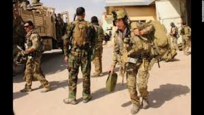 আফগানিস্তানে সরকারি বাহিনীর অভিযানে ৮ জঙ্গি নিহত