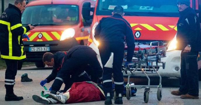 ফ্রান্সের রাজপথে এলোপাথাড়ি গুলিতে আহত ৫ শরণার্থী