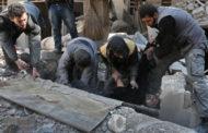সিরিয়ায় সরকারি বাহিনীর হামলায় ৩৪ জন নিহত