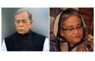 বিমান বিধ্বস্তে নিহত : রাষ্ট্রপতি ও প্রধানমন্ত্রীর শোক