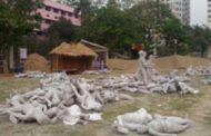 শিল্পকলা একাডেমিতে '৭১ এর বর্বরতা ' শীর্ষক স্থাপনা শিল্প প্রদর্শনী শুরু
