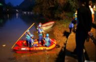 চীনে নদীতে নৌকা ডুবে ১৭ জন নিহত
