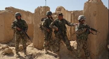 আফগানিস্তানে নিরাপত্তা বাহিনীর সঙ্গে সংঘর্ষে ১৬ জঙ্গি নিহত