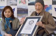 জাপানের মাসাজো নোনাকা বিশ্বের সবচেয়ে বয়স্ক ব্যক্তি