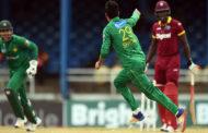 ওয়েস্ট ইন্ডিজকে ১৪৩ রানের হারের লজ্জা দিল পাকিস্তান
