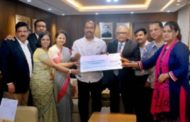 বাংলাদেশ শ্রমিক কল্যাণ ফাউন্ডেশন তহবিলে ব্যাট'র ৮ কোটি ৮২ লাখ টাকা প্রদান