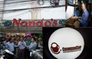 ধানমন্ডির Nando's ও CRIMSONCUP কে চার লক্ষ টাকা জরিমানা