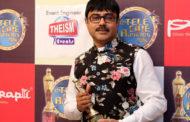 কলকাতায় 'বেস্ট প্রেজেন্টার অব দ্য ইয়ার' পুরস্কার পেলেন আনজাম মাসুদ