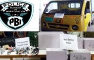 মোবাইল কোম্পানীর টাওয়ারে ব্যবহৃত যন্ত্রপাতি চুরিচক্রের ৭ সদস্য গ্রেফতার