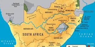 দক্ষিণ আফ্রিকায় যাত্রীবাহী বিমান বিধ্বস্ত
