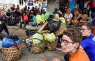 ইন্দোনেশিয়ায় ভূমিকম্পে আটকা পড়েছে ৫০০ পর্বতারোহী