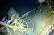 সমুদ্রের তলদেশে মিলল দ্বিতীয় বিশ্বযুদ্ধের সাবমেরিন