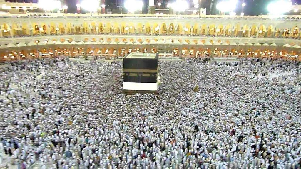 সৌদি আরবে ঈদুল আযহা উদযাপিত হচ্ছে