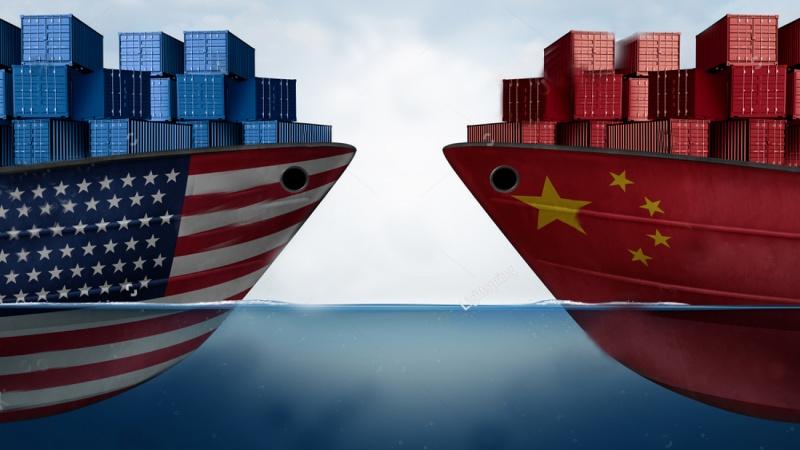 মার্কিন-চীন বাণিজ্য যুদ্ধে লাভকার?