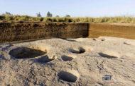 পিরামিডের আগে  নির্মিত হয়েছিল যে গ্রাম
