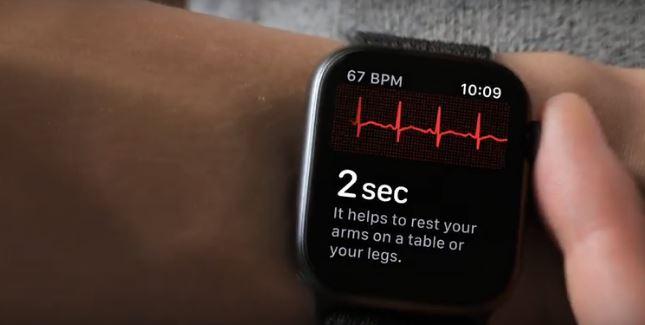 Apple এর ঘড়ি দিয়েই করা যাবে ECG!