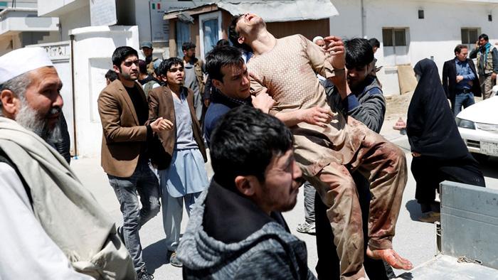 আফগানিস্তানে মৃতের সংখ্যা বেড়ে ৬৮